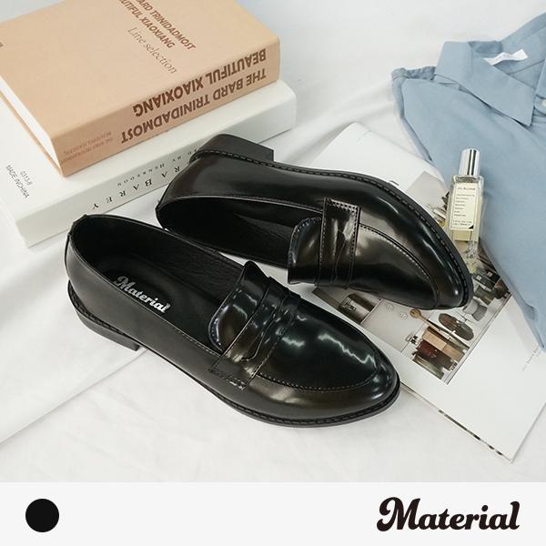 樂福鞋 經典亮皮樂福鞋 MA女鞋 T52846 (正常版)