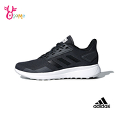 adidas DURAMO 9 成人女款 運動鞋慢跑鞋 R9398#黑白◆OSOME奧森鞋業