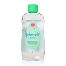 Johnson's 嬰兒潤膚油 ...