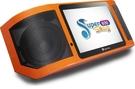金嗓 Super Song 600行動式多媒體伴唱機(含4T硬碟、歌本、遙控器、語音遙控器)贈10米HDMI線