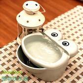 寵物飲水機貓喝水器貓咪狗狗自動循環喂水器濾芯寵物飲水器 名創家居館
