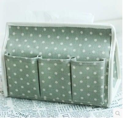 [協貿國際]棉麻車用餐巾紙盒單個價