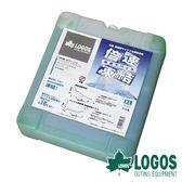 【日本LOGOS】倍速凍結超凍媒-XL 約1200g 冷媒 冰桶 冰磚保冷劑 保冷磚 環保冰塊 露營 81660640