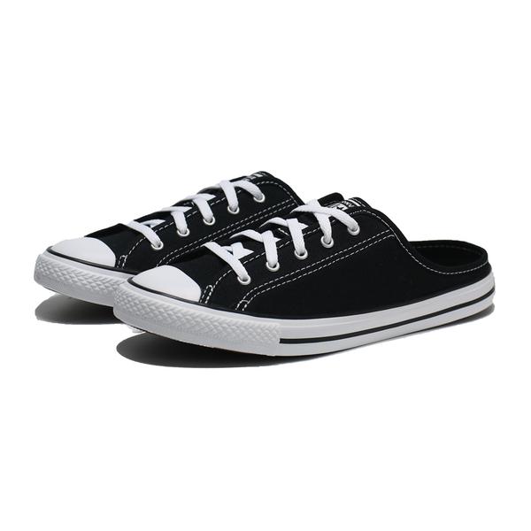CONVERSE 帆布鞋 ALL STAR DAINTY MILE 懶人鞋 黑色 女 (布魯克林) 567945C