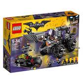 樂高積木 LEGO《 LT70915 》Batman Movie 樂高蝙蝠俠電影系列 - 雙面人的雙重毀滅╭★ JOYBUS玩具百貨