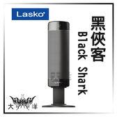 ◤大洋國際電子◢ Lasko 黑俠客 兩段式加熱流線型陶瓷恆溫電暖氣 CS27600TW LSK-13