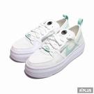 NIKE 女 休閒鞋 W NIKE COURT VISION ALTA TXT 厚底 小鋸齒 穿搭 白-CW6536100