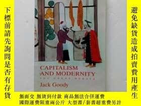 二手書博民逛書店Capitalism罕見And Modernity 資本主義和現代性Y254853 Jack Goody Po