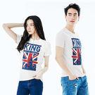 【101原創】短袖T恤-環遊世界大英帝國-男女適穿-9601034
