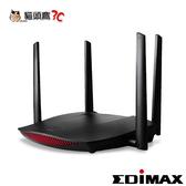 【貓頭鷹3C】EDIMAX 訊舟 RG21S AC2600 MU-MIMO 智慧漫遊無線網路分享器[AS-RG21S]