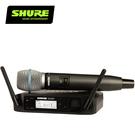 SHURE GLXD24 / BETA87A 高級數位無線麥克風系統-原廠公司貨