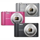SONY DSC-W810 數位相機 贈16G卡+電池(共2顆)+原廠包+保護貼+讀卡機+小腳架+清潔組 大全配