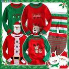 童裝   聖誕 家居服 套裝 男女童 長...