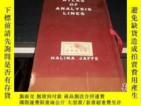 二手書博民逛書店ATLAS罕見OF ANALYSIS LINES 阿特拉斯的分析