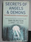 【書寶二手書T5/原文小說_PAZ】Secret of Angels&Demons_Dan Burstein