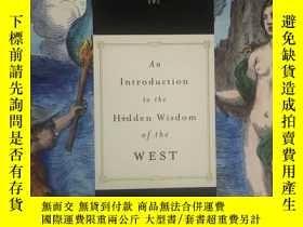 二手書博民逛書店英文原版:The罕見inner west & An introd