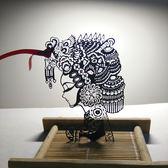 【崔鶯鶯】古風元素中國風古典不銹鋼烤漆金屬送學生老外批發書簽   巴黎街頭