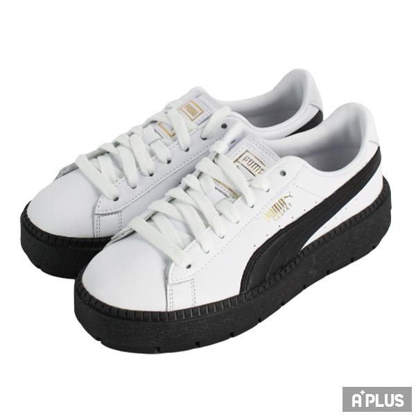 PUMA 女 PLATFORM TRACE L WNS 經典復古鞋 厚底鞋 - 36610902