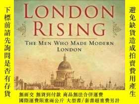 二手書博民逛書店London罕見RisingY256260 Leo Hollis Walker & Company