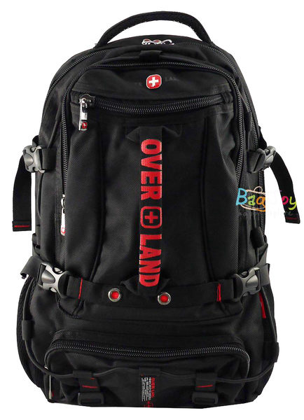 OVERLAND 美式率性多功能後背包-2506