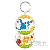哆啦A夢(繽紛水果)立體球型拼圖鑰匙圈24片