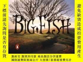 二手書博民逛書店Big罕見Fish-大魚Y436638 Daniel Wallace Penguin Books, 2003