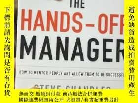 二手書博民逛書店The罕見Hands-Off Manager: How to M