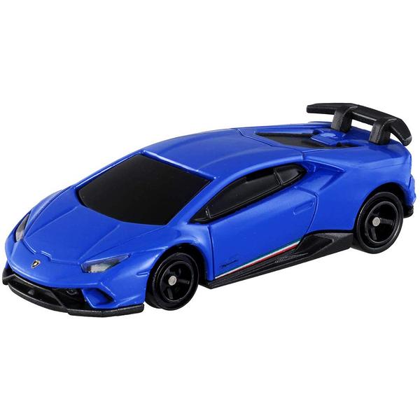 TOMICA 4D 小汽車 藍寶基尼 Blu Le Mans_TM14655