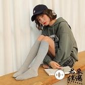 2雙裝 高筒襪小腿襪長筒襪女過膝襪長襪及膝襪中筒襪秋冬【君來佳選】