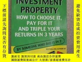 二手書博民逛書店YOUR罕見INVESTMENT PROPERTY (by so