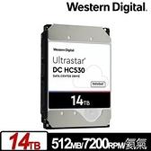 【綠蔭-免運】WD Ultrastar DC HC530 14TB 3.5吋企業級硬碟