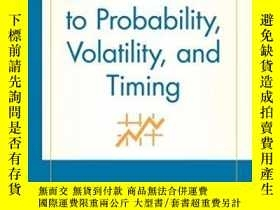 二手書博民逛書店The罕見Option Trader s Guide To Probability, Volatility And