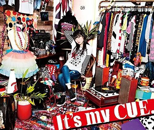 田所梓-It's my CUE.(初回限定盤)(Blu-ray Disc付)