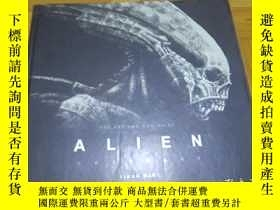 全新書博民逛書店TheArt and Making of Alien: Covenant (12開,精裝)Y5460 Simo