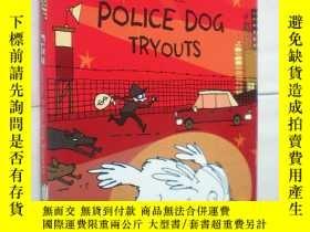 二手書博民逛書店Fizz罕見and the Police Dog Tryouts