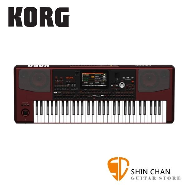 Korg PA1000 專業編曲伴奏琴 音樂工作站 原廠公司貨二年保固【PA-1000】