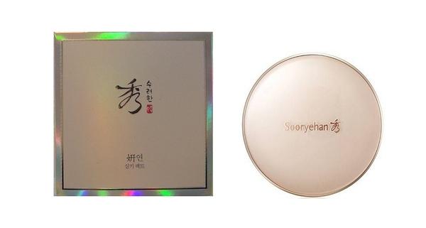 岡山戀香水~LG 秀雅韓 妍 耀妍絲絨蜜粉餅12g SPF30/PA++~優惠價:890元