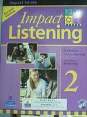 【書寶二手書T9/語言學習_PMV】Impact Listening 2_Jill Robbins,etc_2/e_樣書