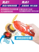 戰國陀螺 戰斗王颶風戰魂5陀螺3戰神之翼男孩魔幻拉線兒童玩具【快速出貨】