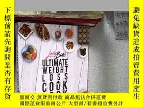 二手書博民逛書店ultimate罕見weight loss cook bookY