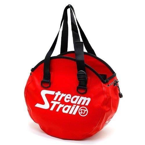 Stream Trail Helmet 圓形托特包(嗆辣紅)