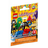 LEGO樂高 樂高人偶包 第18代 派對_ LG71021