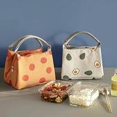 飯盒手提包保溫袋鋁箔便當包帶飯包便當袋子手拎飯盒包【繁星小鎮】