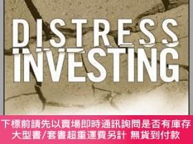 二手書博民逛書店預訂Distress罕見Investing: Principles And TechniqueY492923