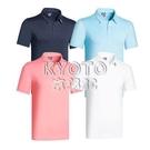 快速出貨高爾夫短袖男夏透气速干衣服golf服装男士上衣POLO衫球服新款
