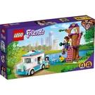 樂高積木 LEGO《 LT41445》Friends 姊妹淘系列 - 獸醫診所救護車 / JOYBUS玩具百貨