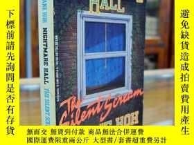 二手書博民逛書店Nightmare罕見Hall: The Silent Scre