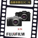 FUJIFILM X-T4 BODY 單機身 單眼相機 黑/銀色 (公司貨) XT4 FUJI 晶豪泰 實體店面 台南高雄