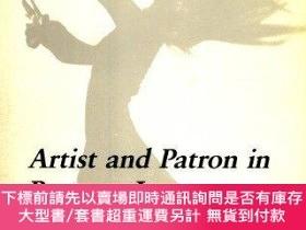 二手書博民逛書店Artist罕見And Patron In Postwar JapanY255174 Thomas R. H.