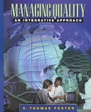 二手書博民逛書店 《Managing Quality: An Integrative Approach》 R2Y ISBN:0138759642